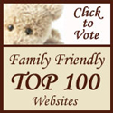 The Top 100 Family Friendly Sites